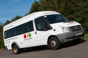 D1 Minibus Training in Swindon