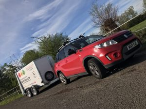 B&E Car and Trailer Training in Swindon